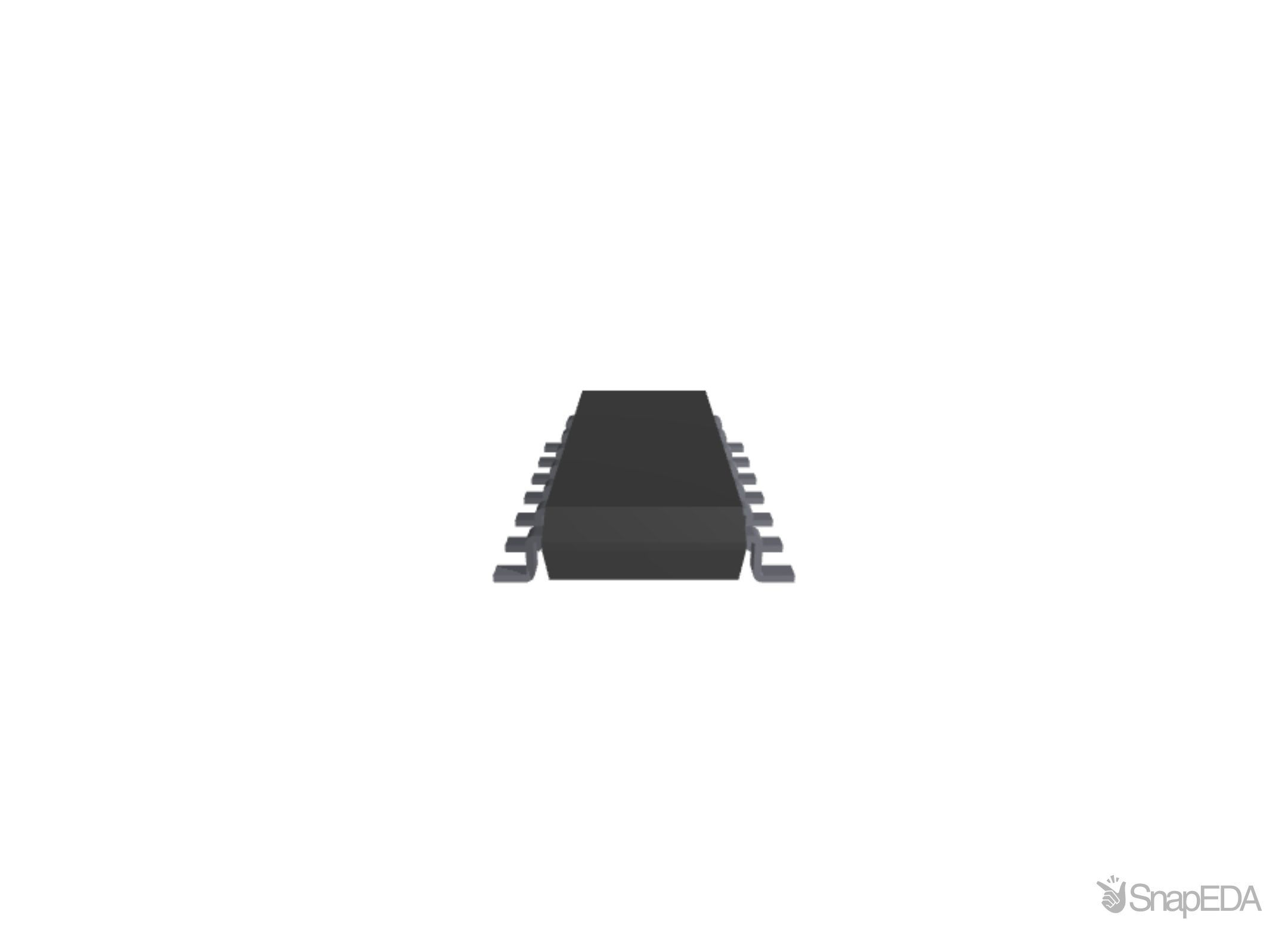 LM339DR 3D Model