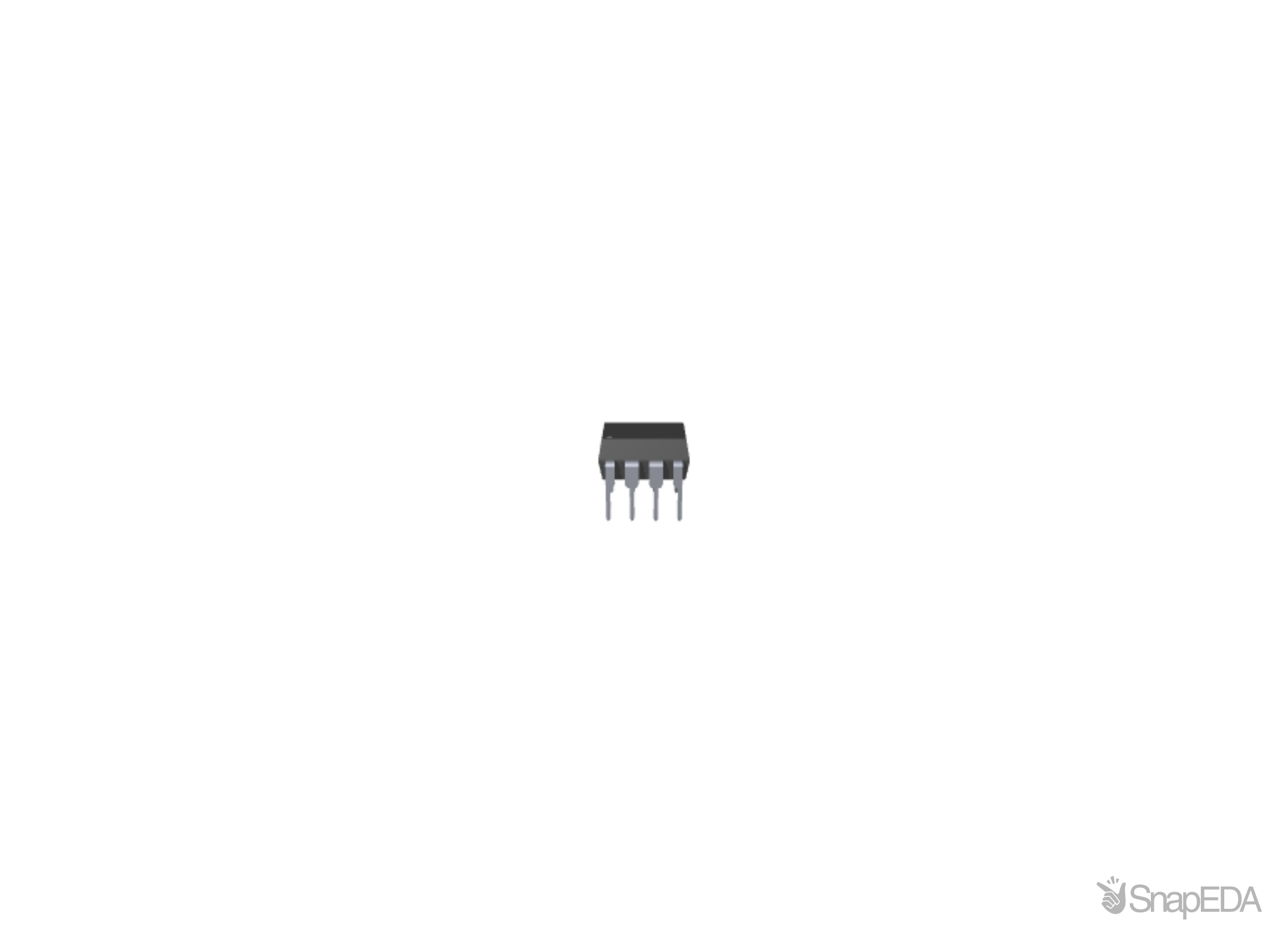 LM358AP 3D Model