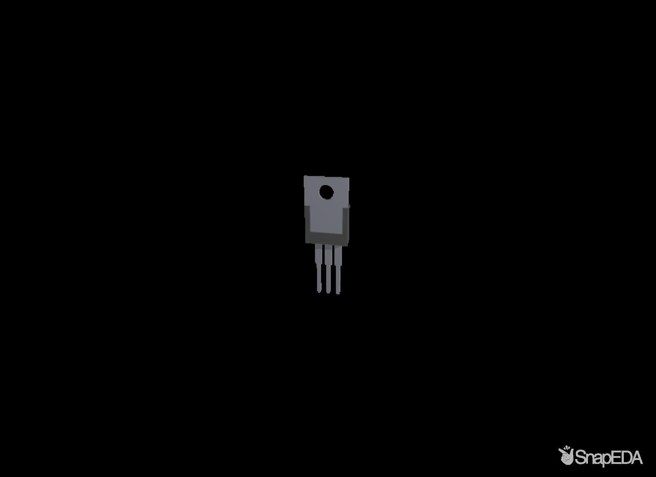 LM7812CT/NOPB 3D Model