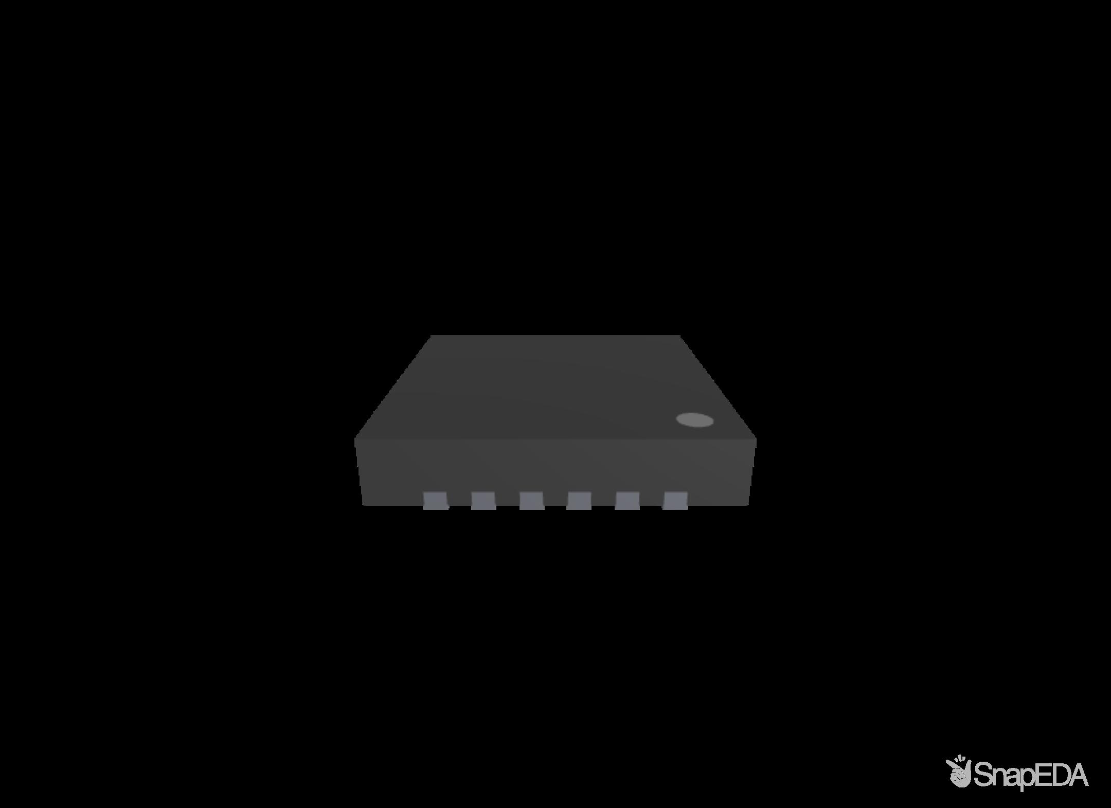 LP55231SQE/NOPB 3D Model