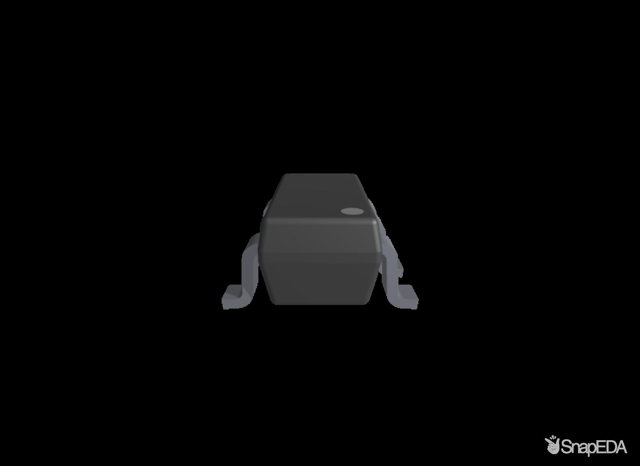 LP5907MFX-3.3/NOPB 3D Model