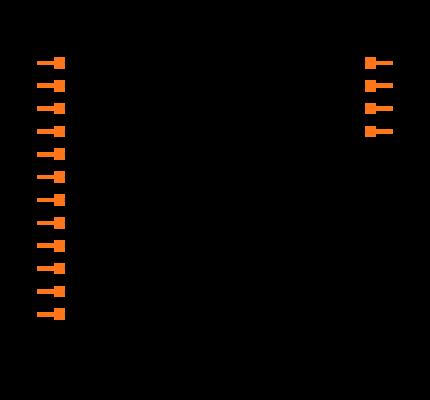 MAX202IDR Symbol