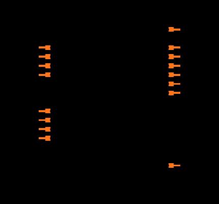 MAX232DR Symbol