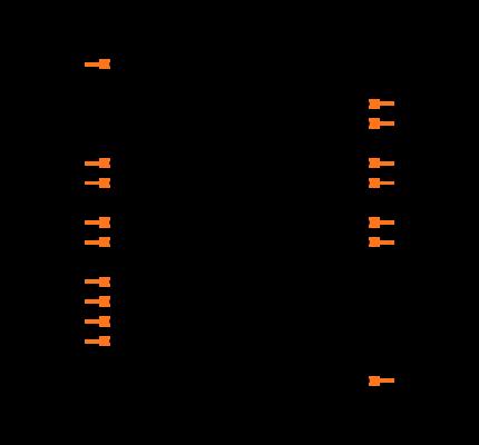 MAX232IDR Symbol