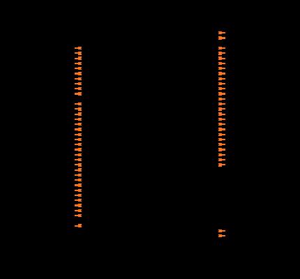 MSP430F2618TPMR Symbol