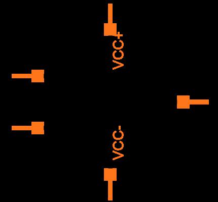 NE5532AP Symbol