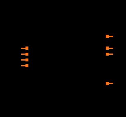 OPA2320AIDGKT Symbol