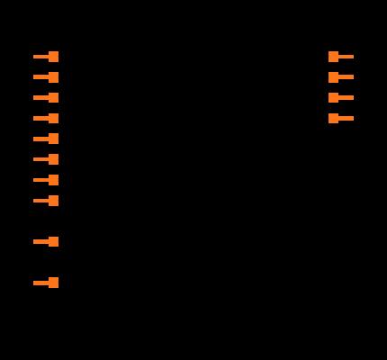 OPA4342EA/250 Symbol