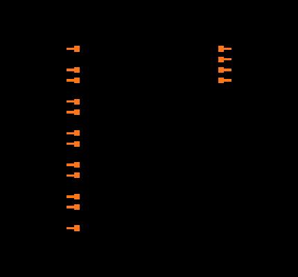 OPA4350EA/250 Symbol