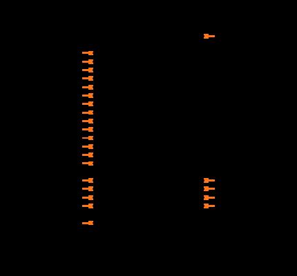 PCA9548ADWR Symbol