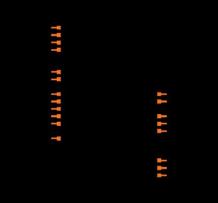 PCM5102APWR Symbol