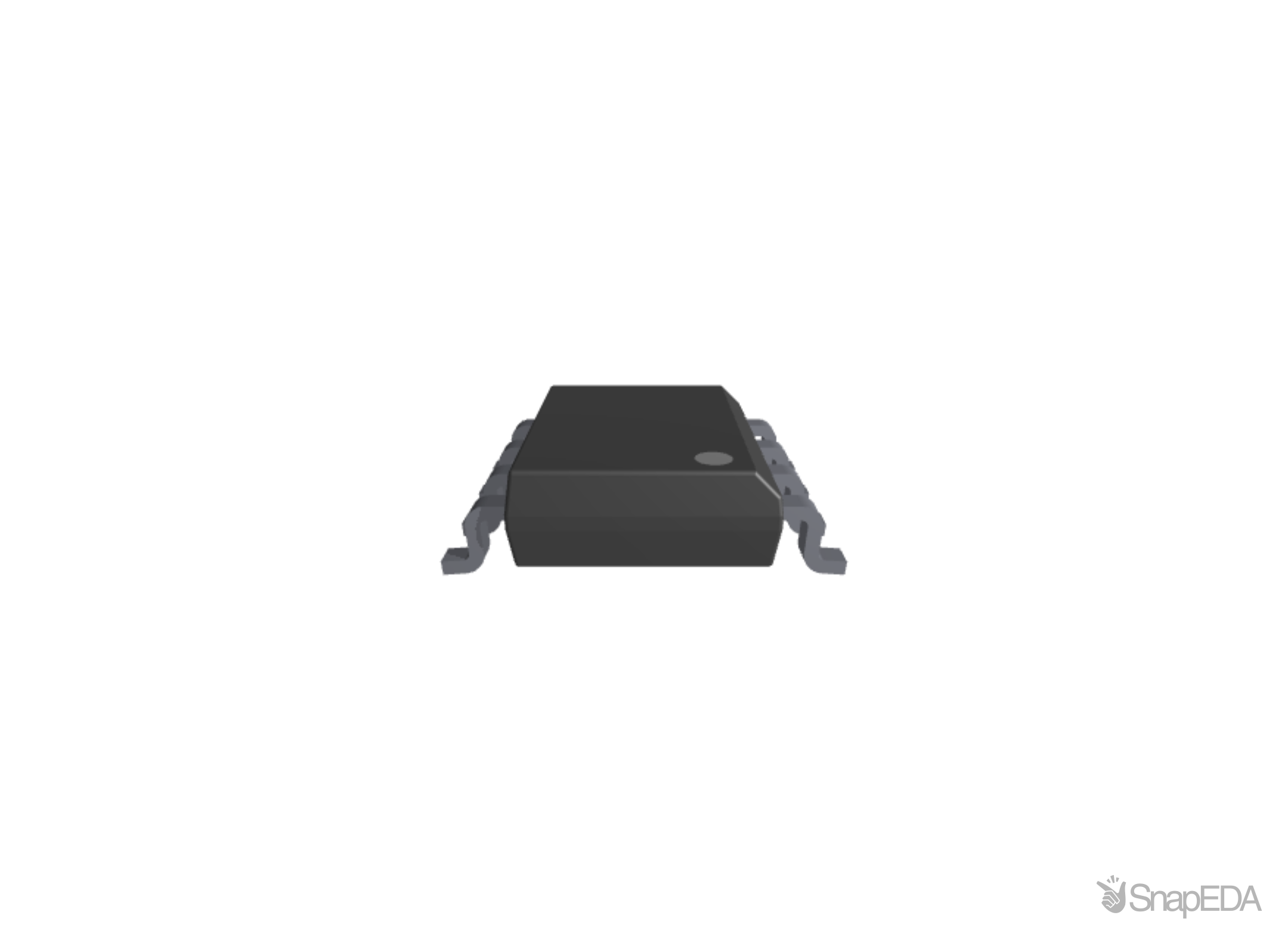 SN65HVD72DR 3D Model