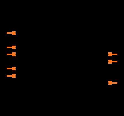 SN65HVD72DR Symbol