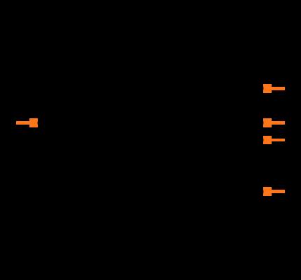 SN65LVDS1DBVT Symbol