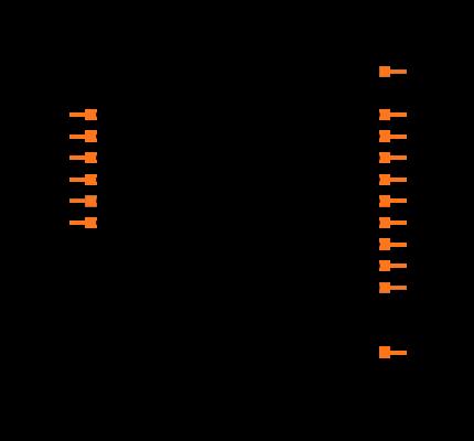 SN65LVDT41PW Symbol
