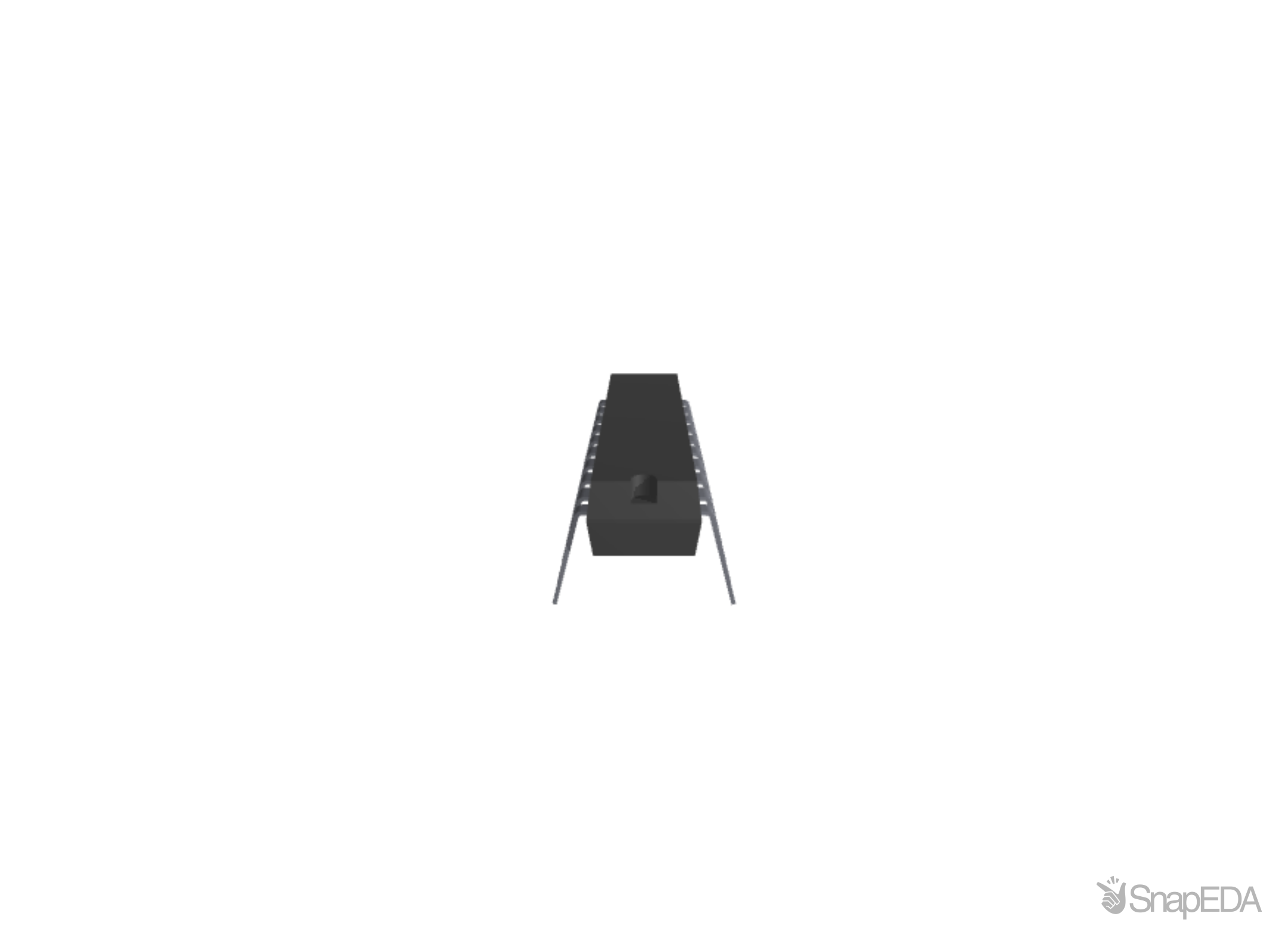SN74HC540N 3D Model