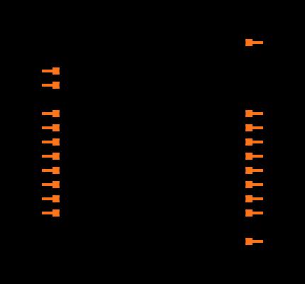 SN74HC540N Symbol