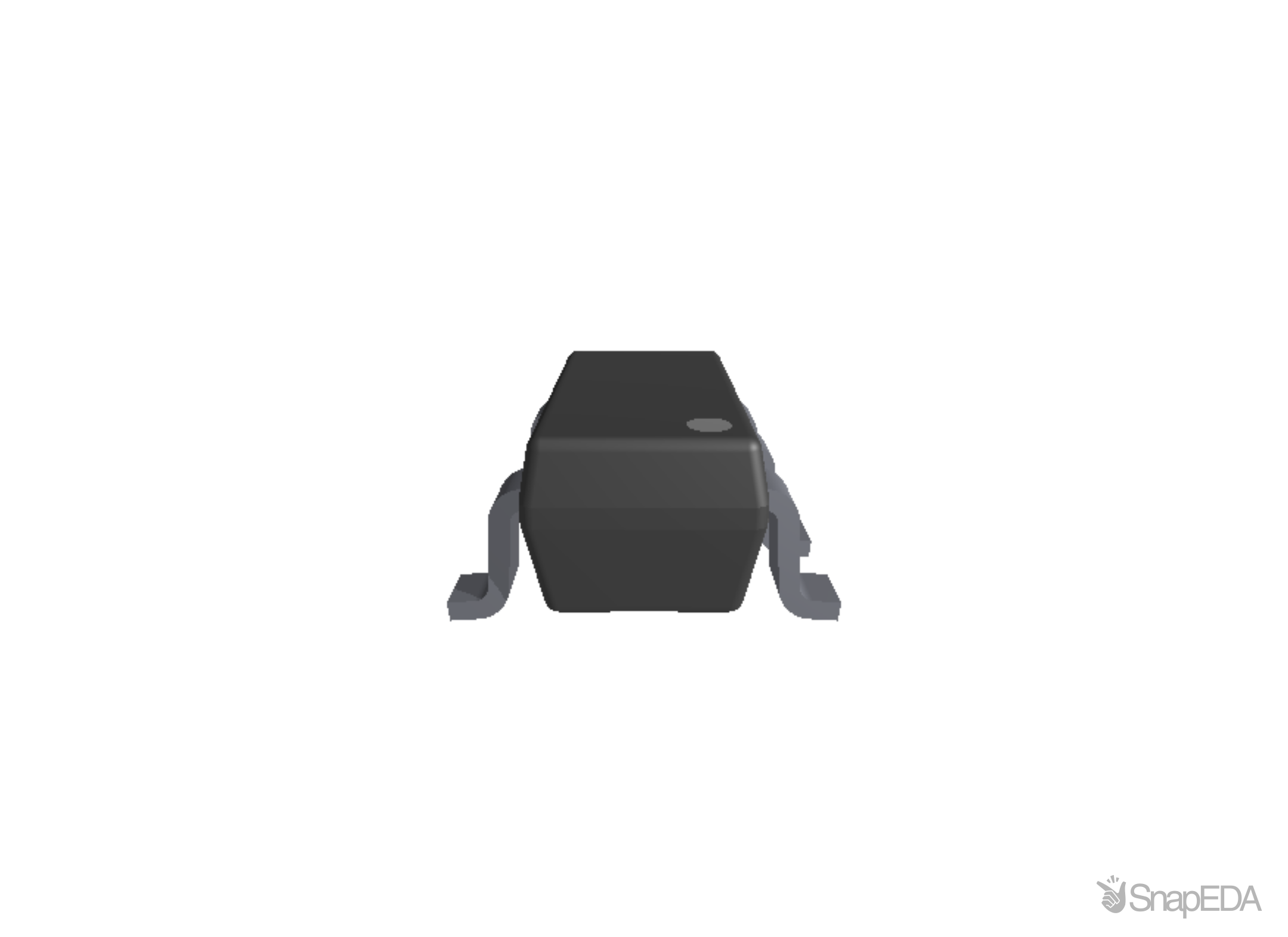 SN74LVC1G04DBVR 3D Model