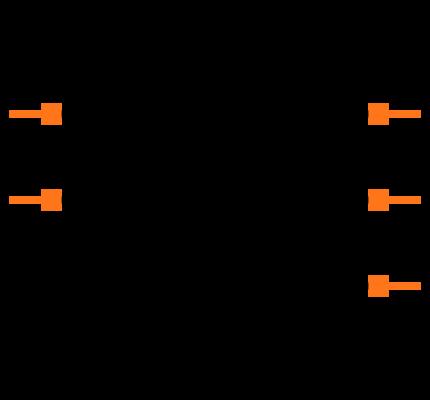 SN74LVC1G04DBVR Symbol