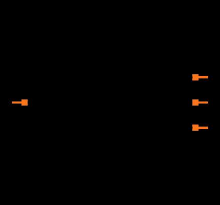SN74LVC1G04DCKR Symbol