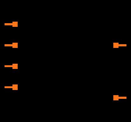 SN74LVC1G175DBVR Symbol