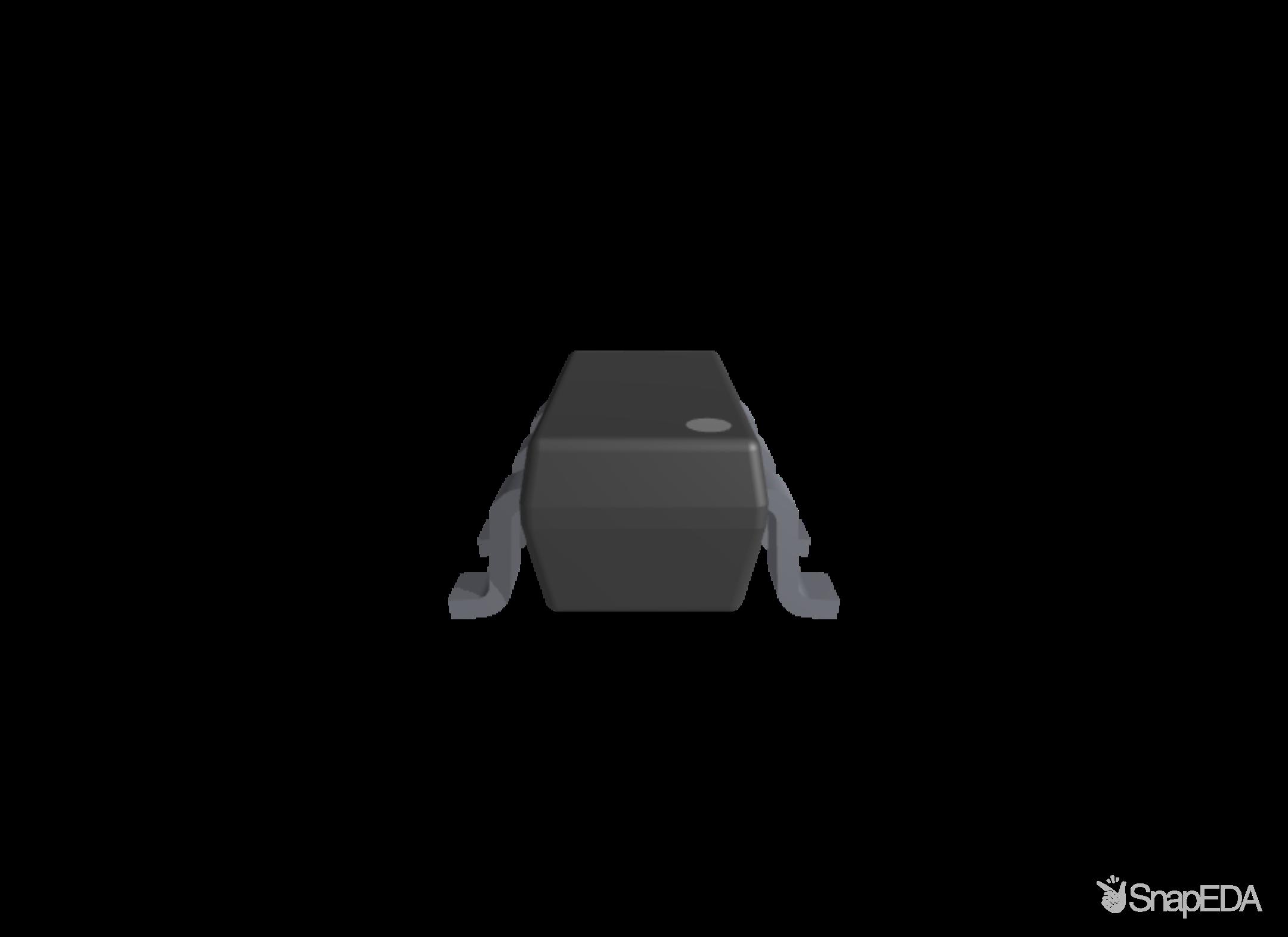 SN74LVC2G17DBVR 3D Model