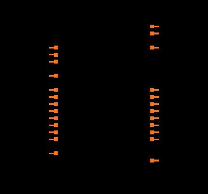 TCA6416ARTWR Symbol