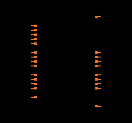 TCA9548APWR Symbol