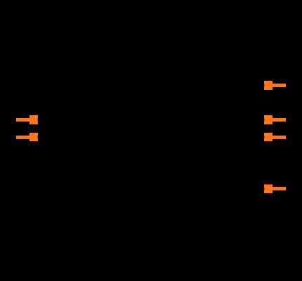 TPD4E001DRLR Symbol