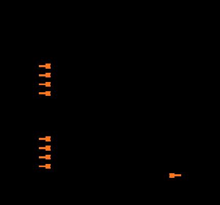 TPD4E05U06DQAR Symbol