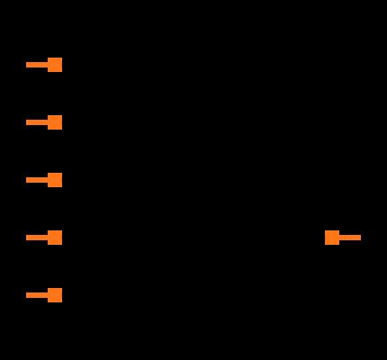 TPD4E1B06DCKR Symbol