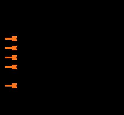 TPD4E1U06DBVR Symbol