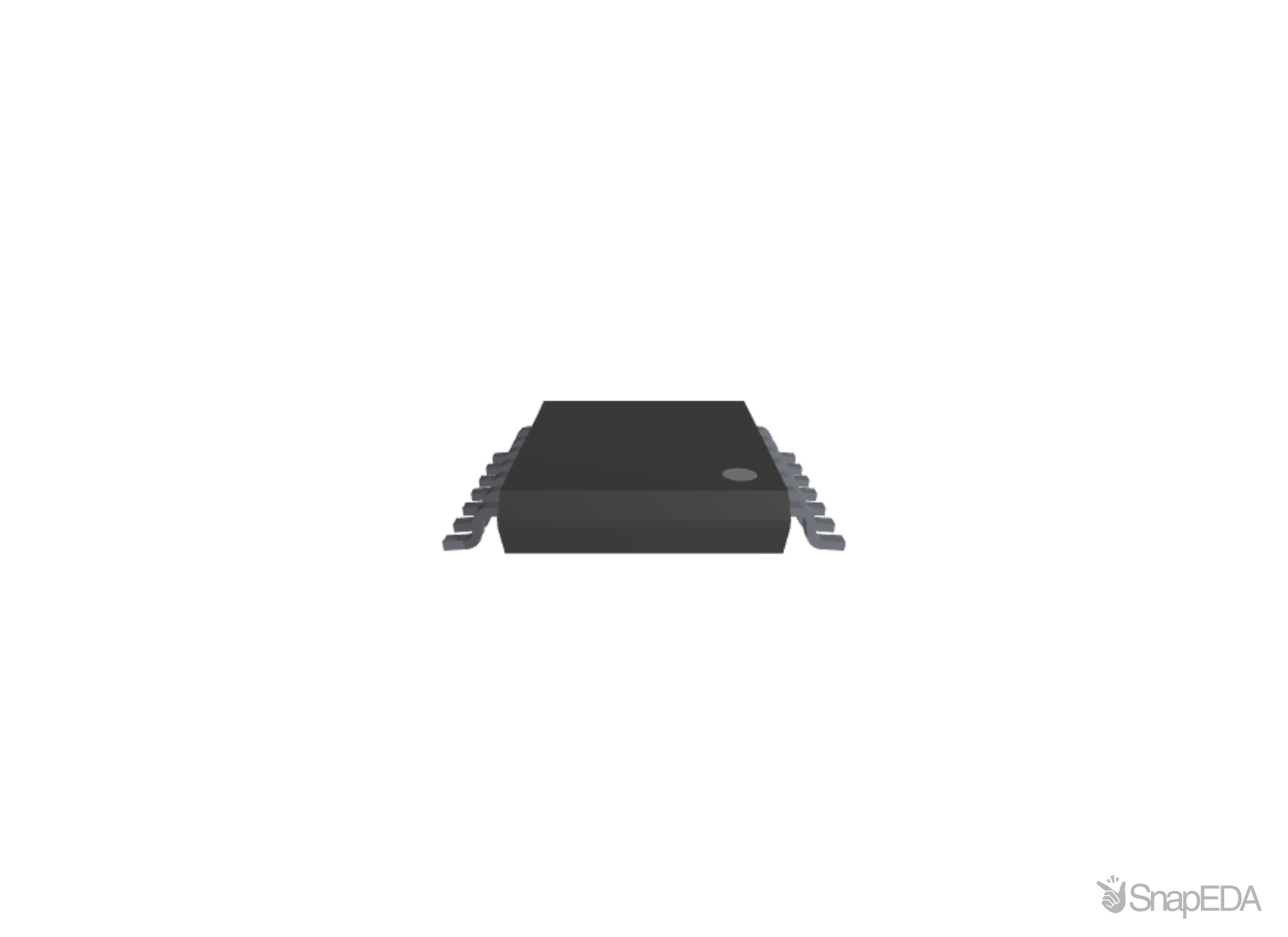 TPS23753APWR 3D Model