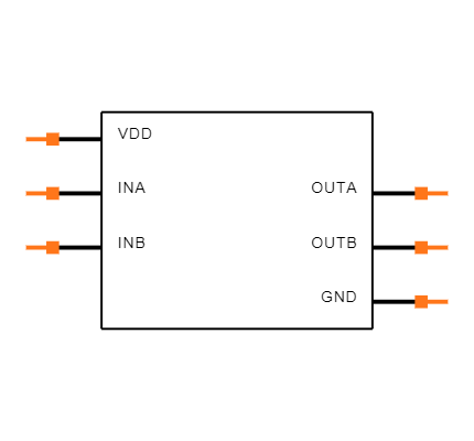 TPS3701DDCR Symbol