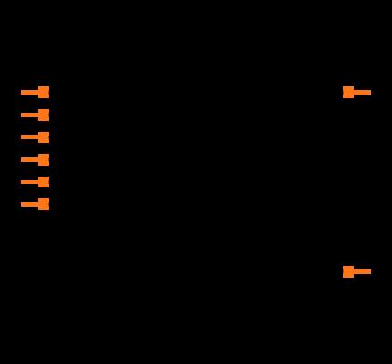 TPS54232D Symbol