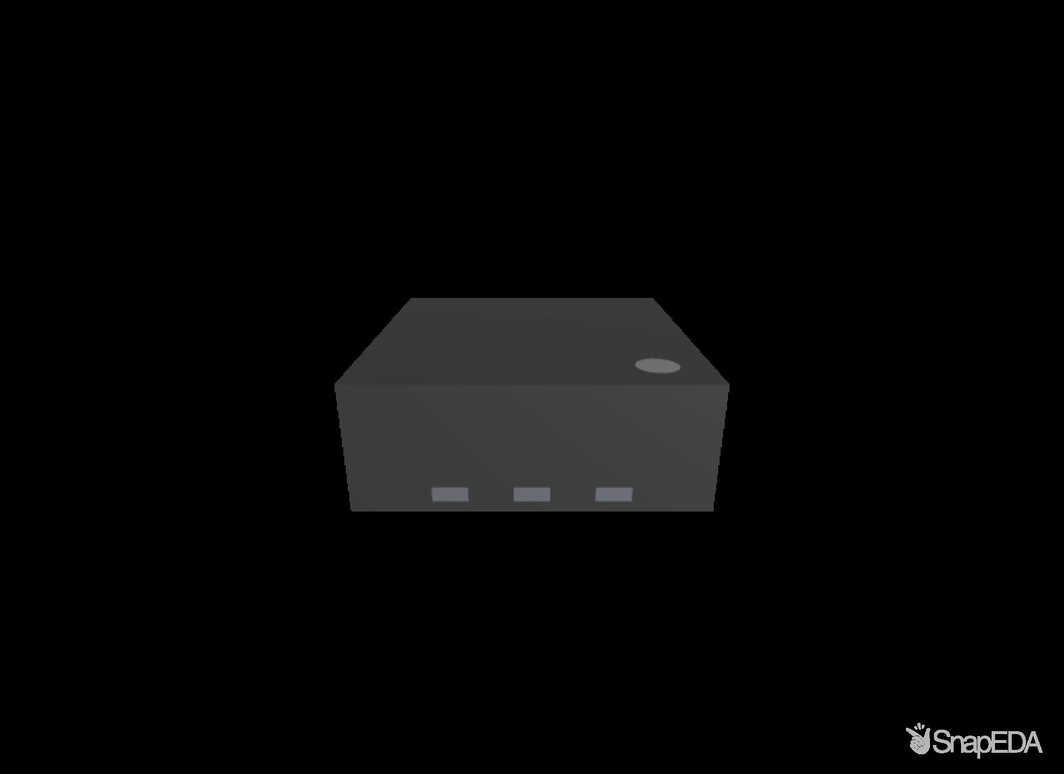 TPS61021DSGR 3D Model