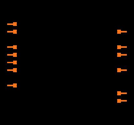 TPS62740DSS Symbol