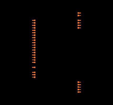 TPS650250RHBT Symbol