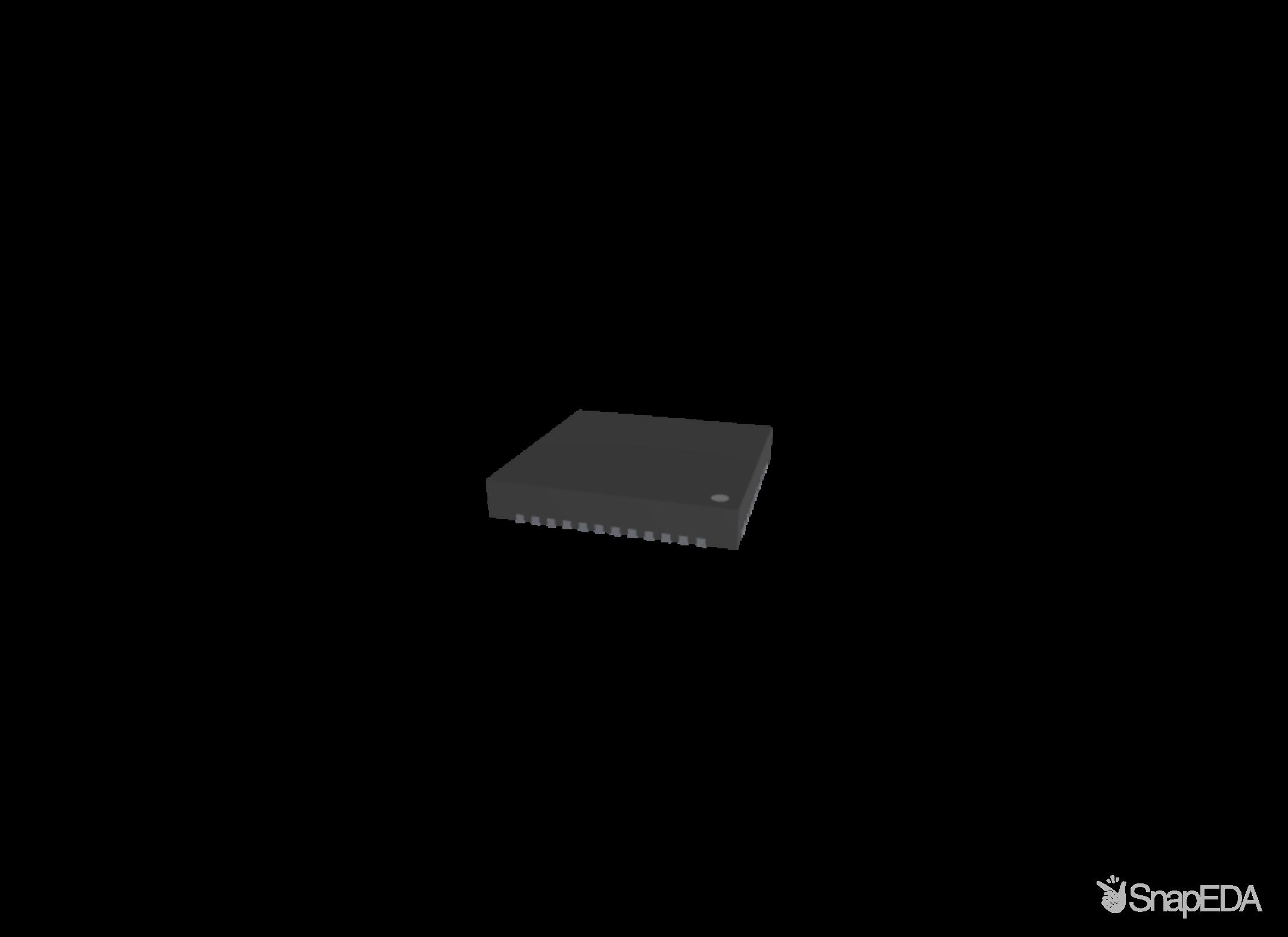 TPS65910A3A1RSLR 3D Model