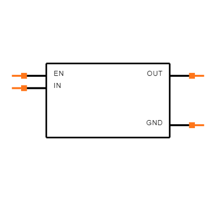 TPS76150DBVT Symbol