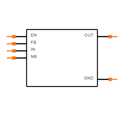 TPS79301DBVR Symbol