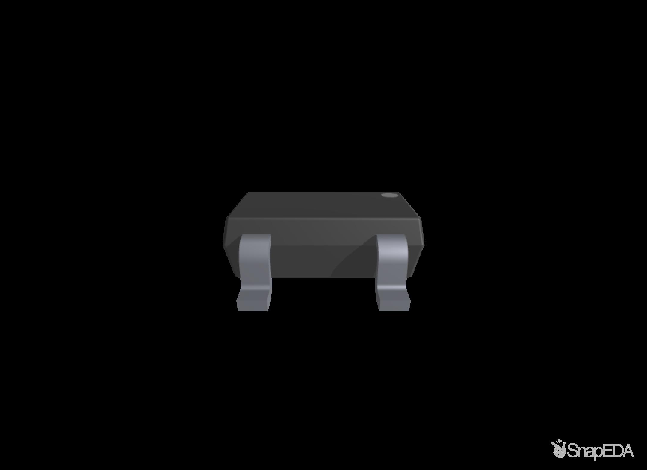 TPS79901DDCR 3D Model
