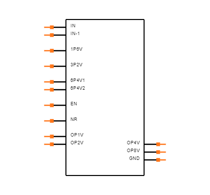 TPS7A4701RGWT Symbol