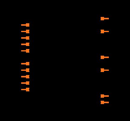 TPS7A8801RTJT Symbol