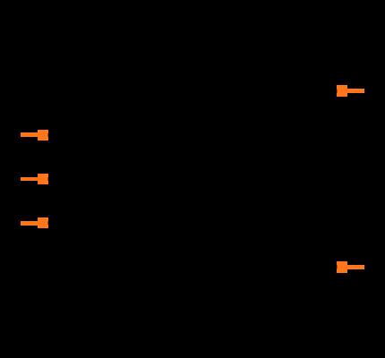TS5A3159DBVR Symbol