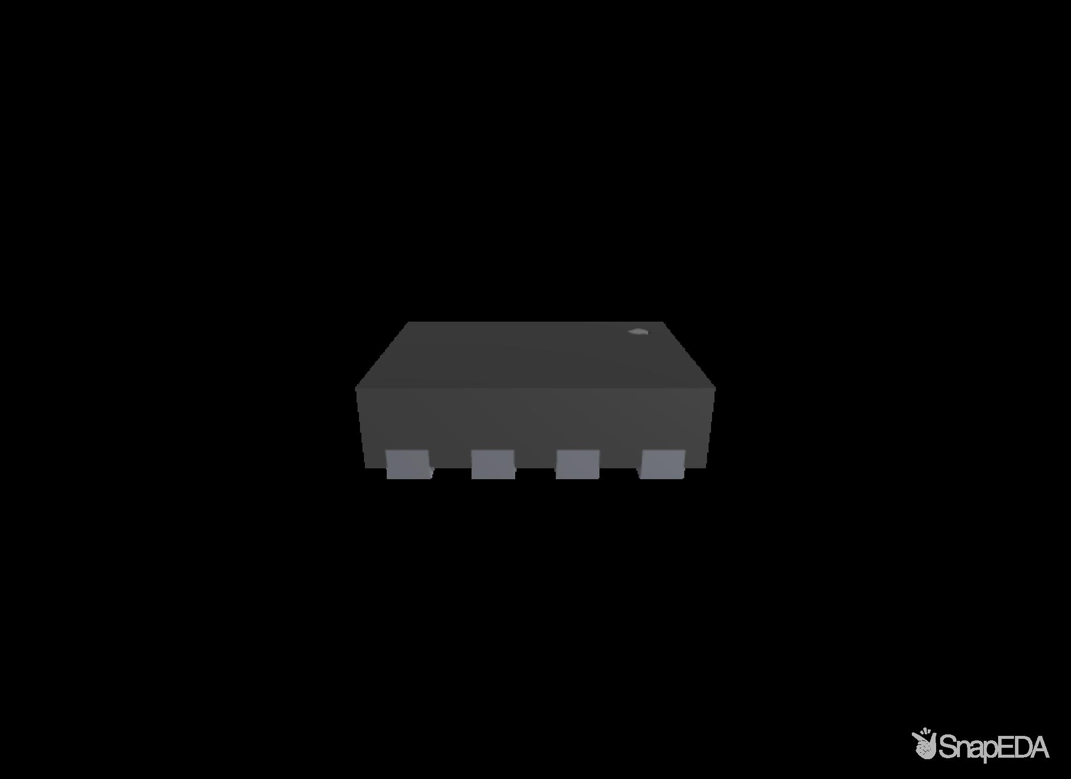 TXS0102DQER 3D Model