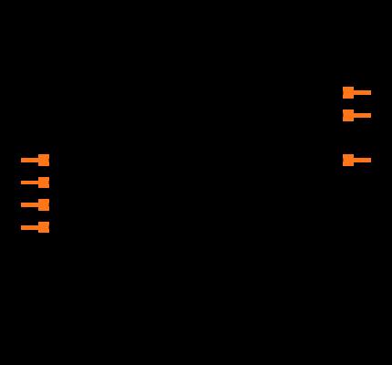 UA741CP Symbol