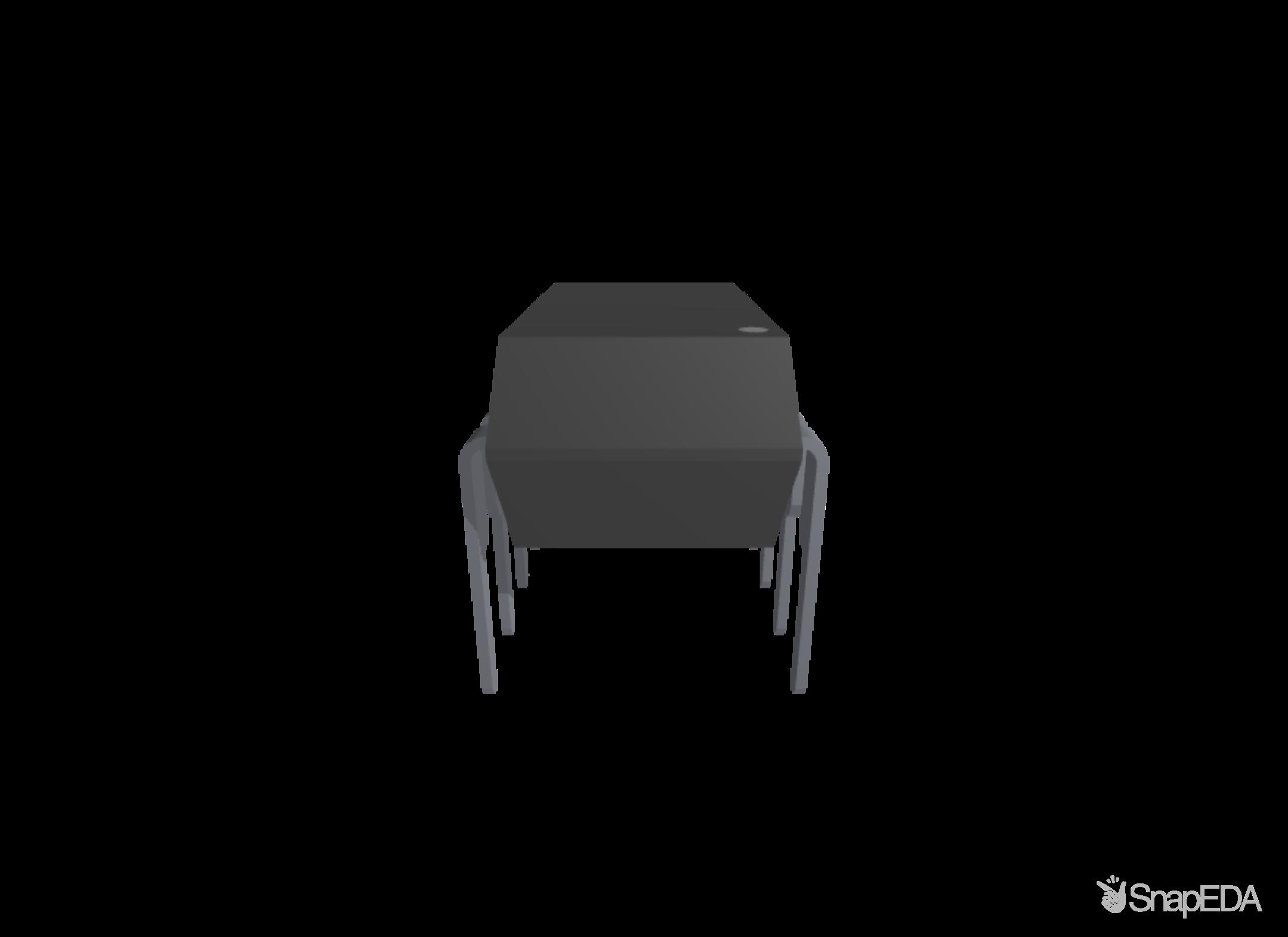 UC3843N 3D Model