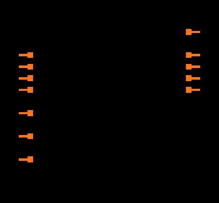 XTR105UA Symbol