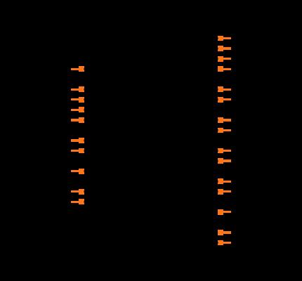 TMC2208-LA-T Symbol
